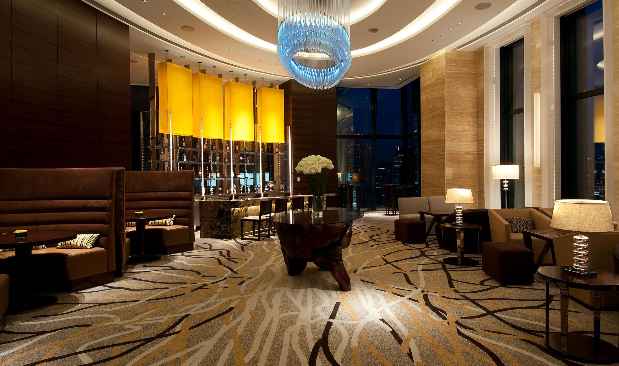 InterContinental Osaka – Bilkey LLinas Design